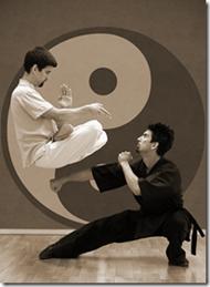 I know kung fu.  (show me)