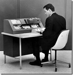IBM 29 card punch machine (NOT a modern langauge)