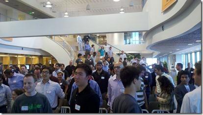Startup Weekend Boston at Microsoft NERD