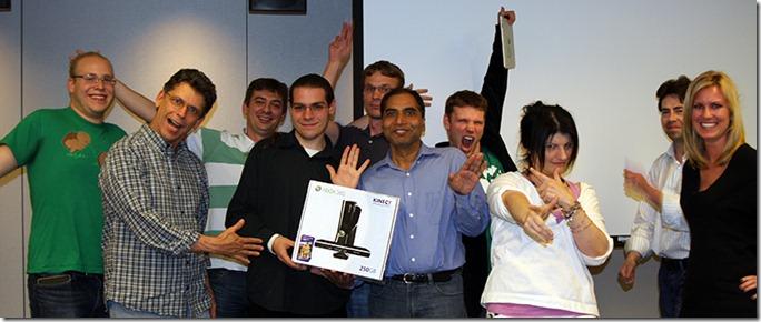StartupWeekend winners: CaseReportal - YEAH!