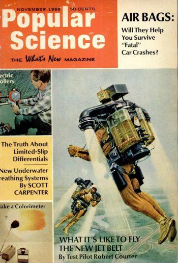 Popular Science Jetpack