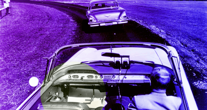 GM's Self Driving Car (1950s)